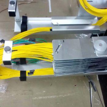 نصب OCDF فیبر نوری