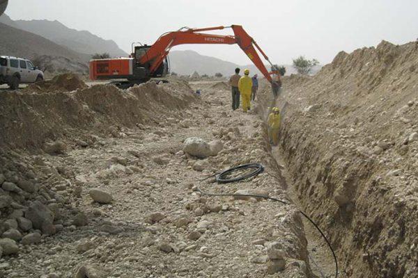 دستور العمل کابل کشی فیبرنوری