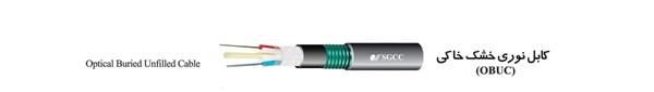 کابل فیبر نوری obuc