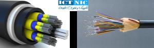 نمونه های کابل فیبر نوری